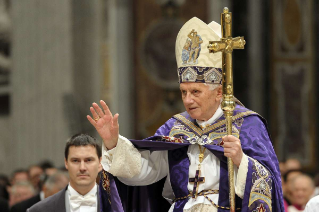 Pope on Ash Wednesday: It is never too late to return to God