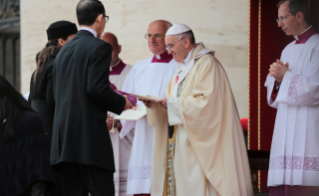 The first Apostolic Exhortation by Pope Francis