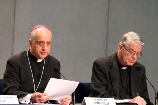 Archbishop Fisichella presents two new events for Year of Faith
