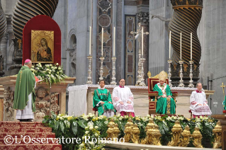 Holy Father's Homily 16-10-2011